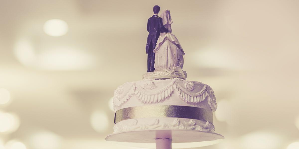 婚宴蛋糕的專業服務